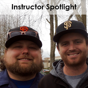 Instructor Spotlight
