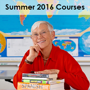 Summer 2016 Courses